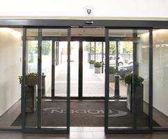 Powerdrive PL / PL-FR linear sliding door drives