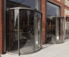 Slimdrive SCR automatic door operator