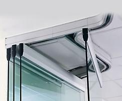 MSW manual sliding door wall system