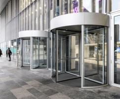 Revolving doors / Slimdrive EMD-F swing doors
