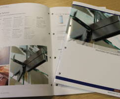 GEZE UK: New SGG Solutions for Toughened Glass brochure from GEZE