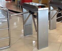 TT400 - turnstiles with tripod arms