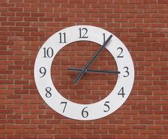 Bespoke school clock