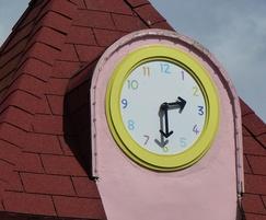 Peppa Pig World clock