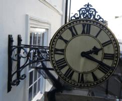 Original drum clock