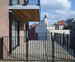 Citideck® provides high spec outdoor space