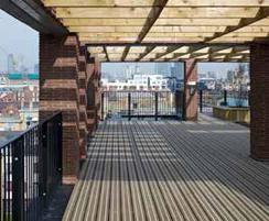 Citideck® on roof deck
