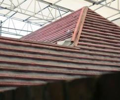JB-RED graded roofing battens