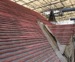 JB-RED graded roofing battens