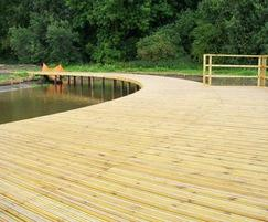 JB Antislip Plus® timber decking