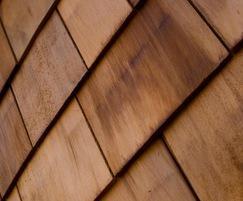 JB Western Red cedar shingles