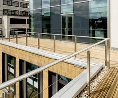 JB Antislip Plus® Classic softwood decking, Wigmore St
