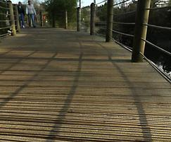 JB Antislip Plus® decking, Bristol Zoo