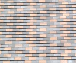 Hawkins clay plain tile