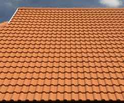Maxima Double Roman Clay Roof Tile