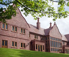 The building is one of Cheshire's largest private homes