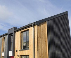 Profile 6 fibre cement sheeting, Pool, Cornwall