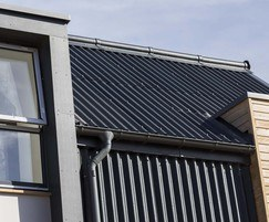Profile 6 was used for both roofing and cladding
