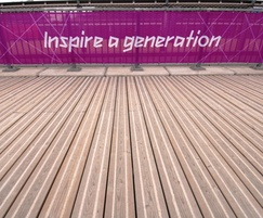 CitiDeck® designed for the 2012 Games