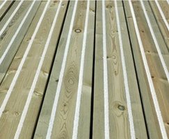 CitiDeck® decking smooth profile board