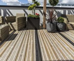 Citideck - Non-slip timber decking