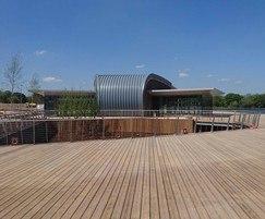Antislip Plus® Smooth decking - Rushden Lakes