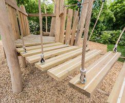 CitiDeck® anti-slip timber decking