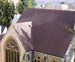 Hawkins Clay Plain Tile