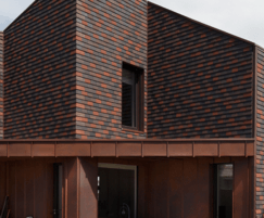 Single Camber Clay Plain tile in 2 colourways