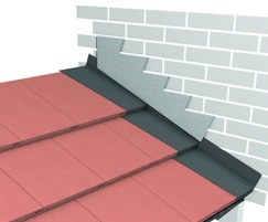 Marley dry fix roof soakers are easy to install