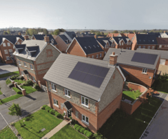 SolarTile® roof-integrated solar tiles