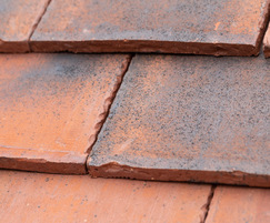 Ashdowne handcrafted clay plain roof tiles
