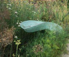 Logan Bench at Horatio's Garden, Salisbury