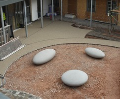 Matt Pico and Pendeen Pebble Seats, Exeter MBU