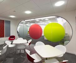 Karndean Designflooring - Opus commercial flooring for MG Group Interiors
