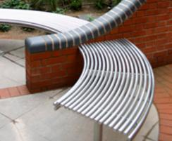 Curved CL007, St Paul's Square, Birmingham