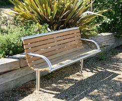 Shoreline SL003 with armrests