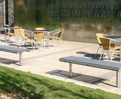 Centerline CL006 450mm steel bench