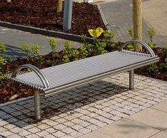 Centerline CL005 steel bench