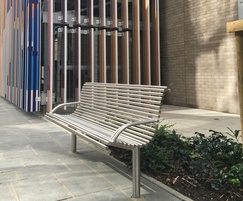 316 stainless steel CL003 seat/bench street furniture