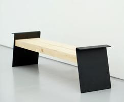 Benchmark street furniture - Seven bench