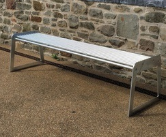 BAR bench - From benchmark street furniture