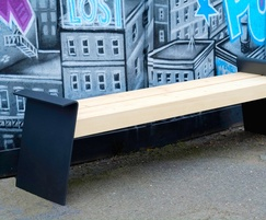 Benchmark Design: Seven bench - new from Benchmark