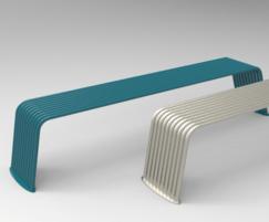 New Baseline BL006 bench