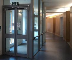 TORMAX automatic swing door entrance
