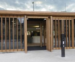 TORMAX automates swing doors at Oxford University