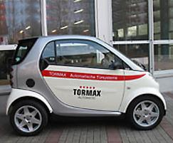 TORMAX operates UK wide through a network of engineers