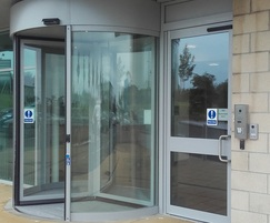 TORMAX United Kingdom: Fife offices open for business with TORMAX entrance