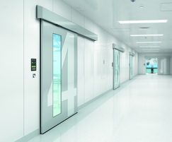 Hermetic door operator from TORMAX