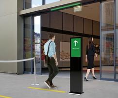 TORMAX United Kingdom: New hygienic pedestrian traffic control door system